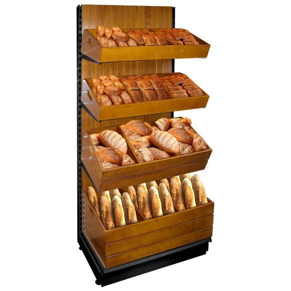 Bread Bakery Display Maxshelf
